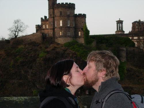 Patty's love Scotland.