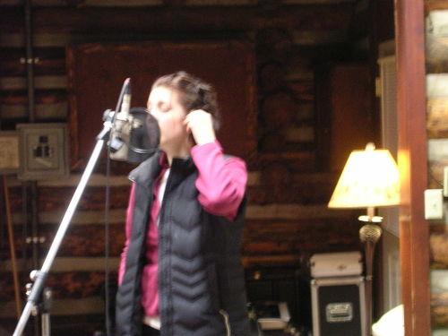 Recording @ Bear Trap Ranch