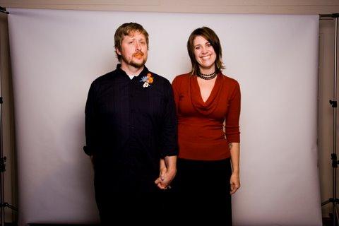Pointer Wedding Pic